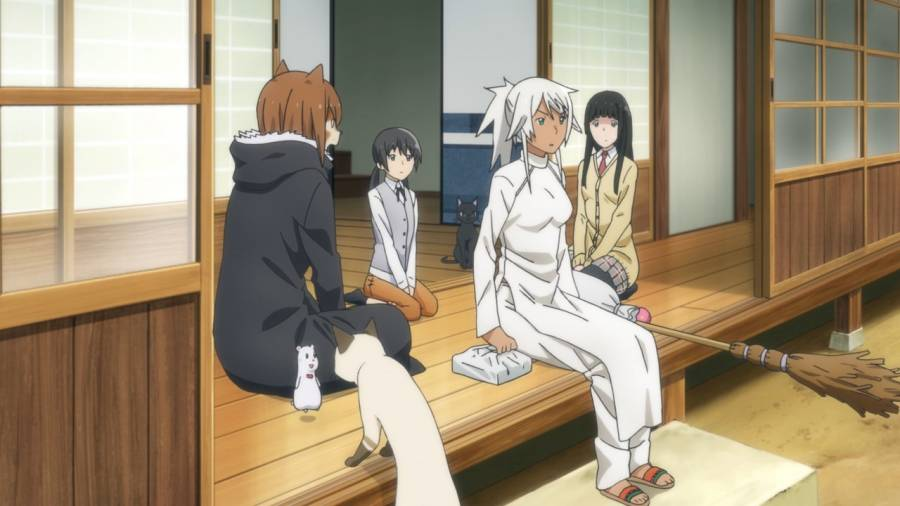 Flying Witch - 04