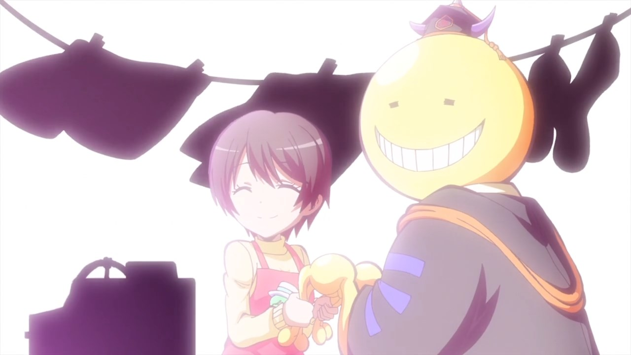 Koro-sensei Q [TV] - 12