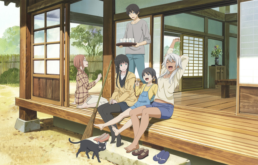 Flying Witch - vol 04 BD