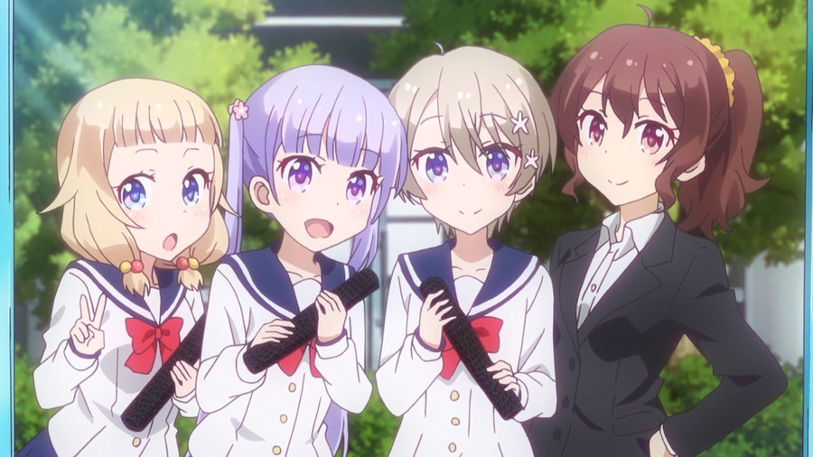 New Game!! - 05