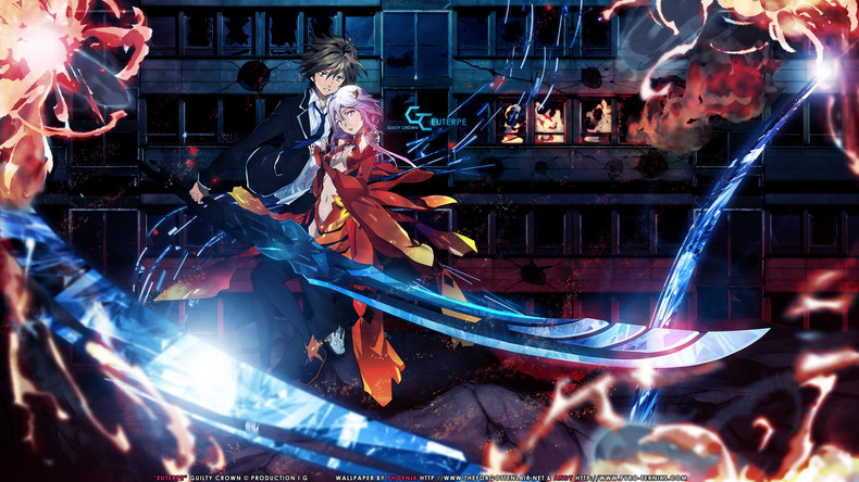 Guilty Crown [KOGA - Persona]